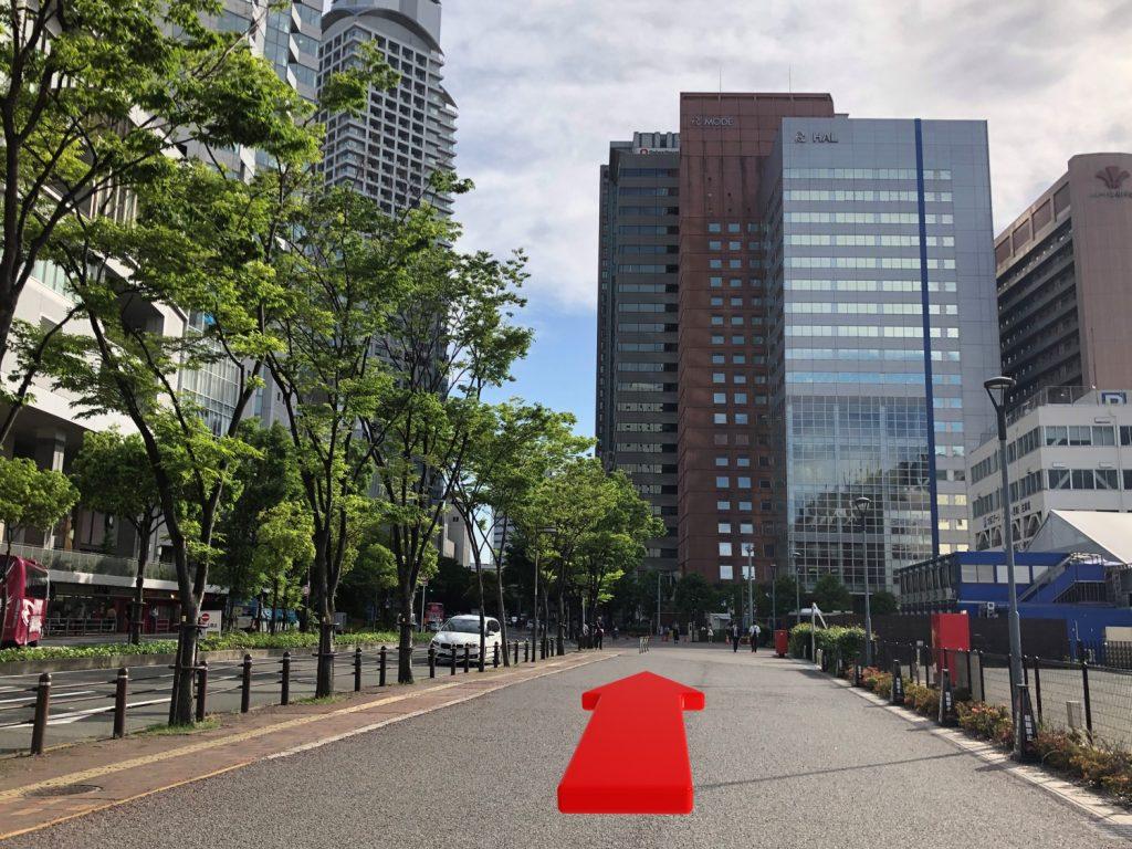 ヘアメディカル大阪アクセス4