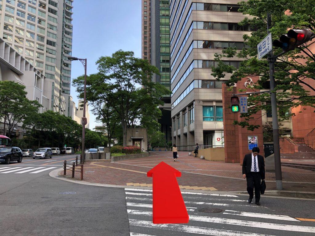 ヘアメディカル大阪アクセス5