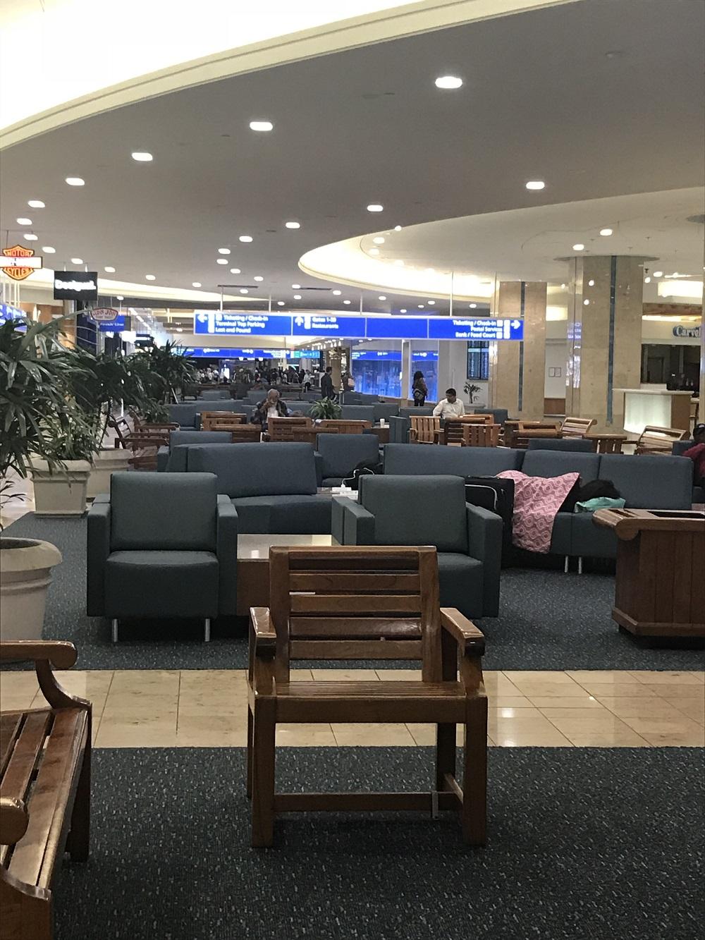 オーランド国際空港の写真