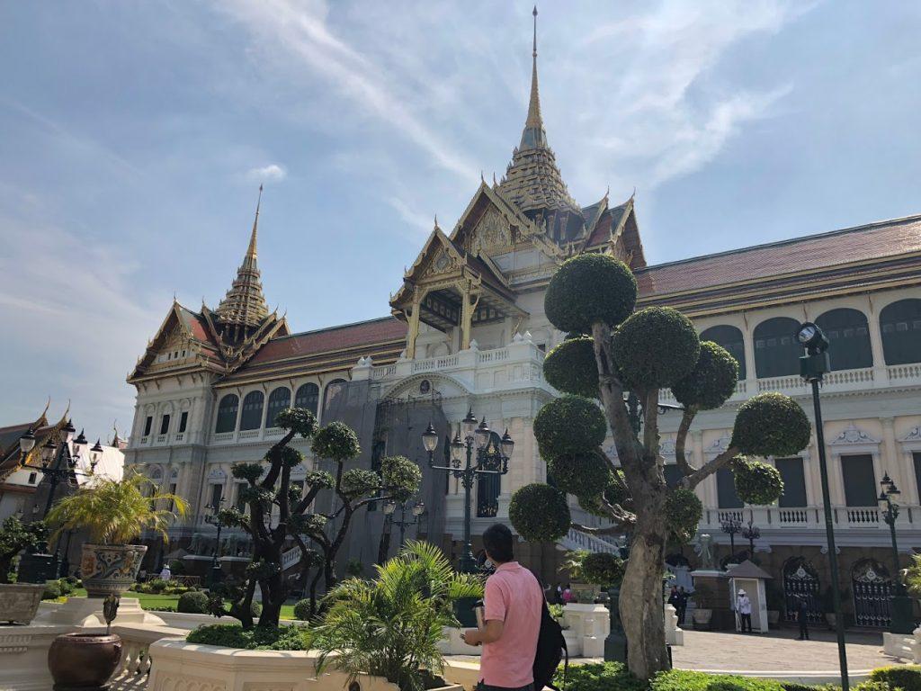 タイ バンコク 王宮