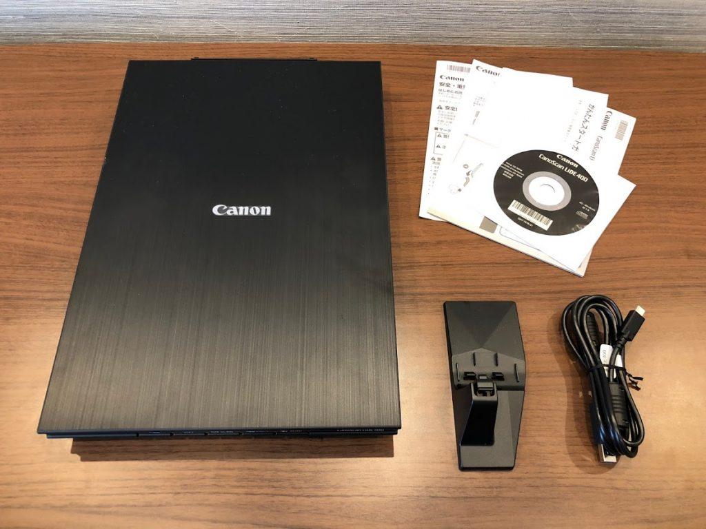 CanoScan LiDE 400 CANOSCANLIDE400内容物