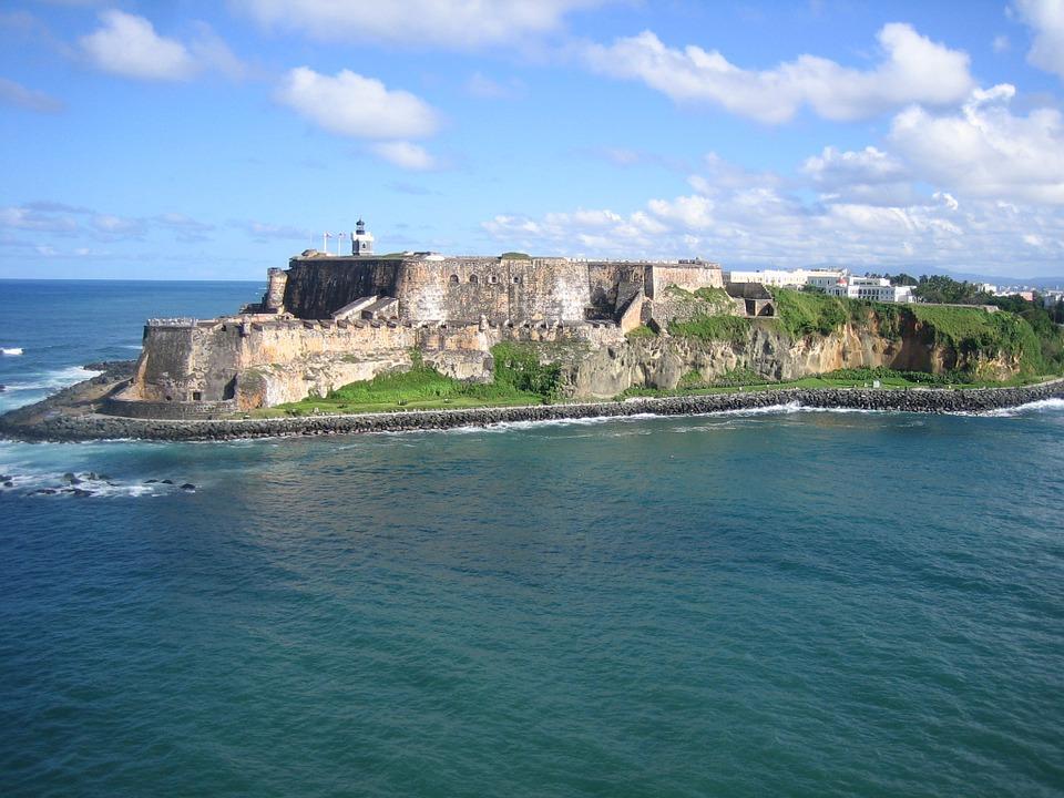 サンファン(プエルトリコ)エルモロ要塞
