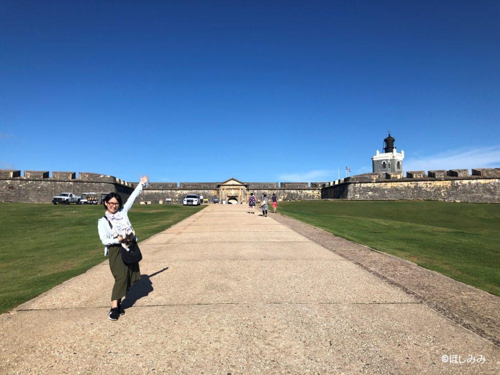エルモロ要塞