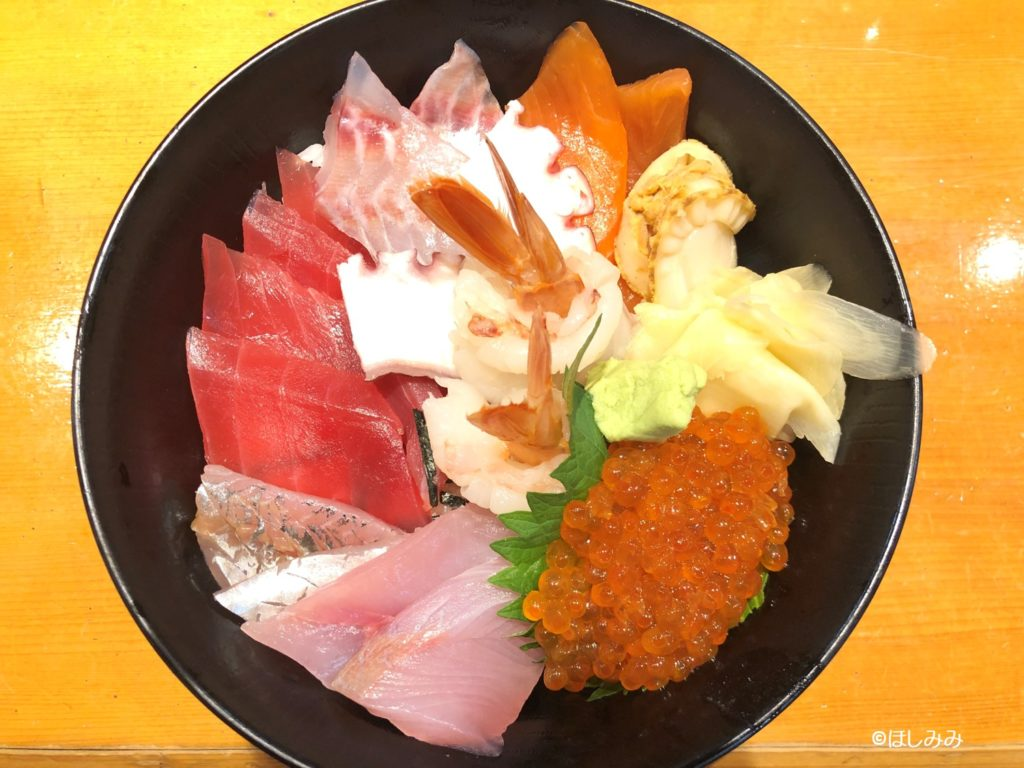 沼津駅周辺の海鮮丼