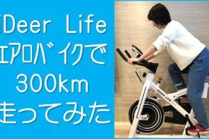 Ideerlifeフィットネスバイク購入