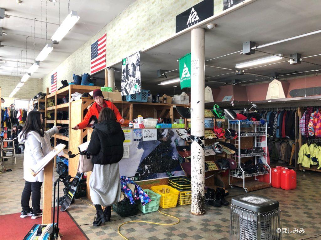 ビッグスポーツ竜王本店