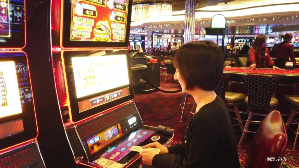 ロイヤルカリビアン船内のカジノ