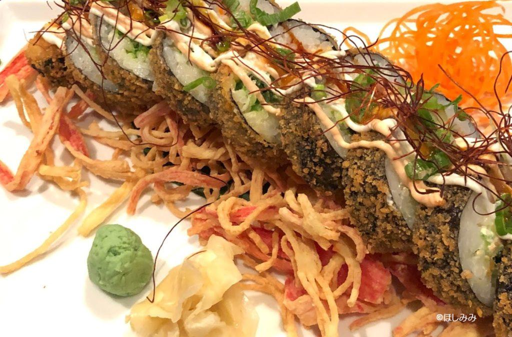 ロイヤルカリビアン日本食レストラン「IZUMI」